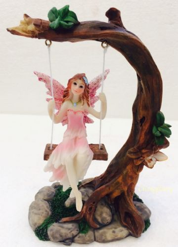 Magical Flower Fairy on TREE SWING Nemesis FY417